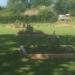 Centred planting areas