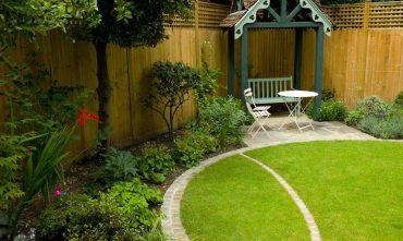 Feltham Ave garden